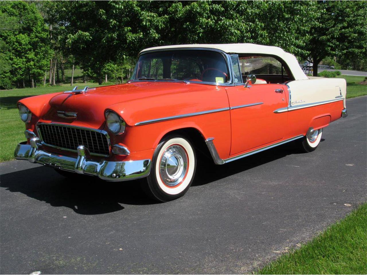 1955 Chevrolet Bel Air (CC-1022319) for sale in MILL HALL, Pennsylvania