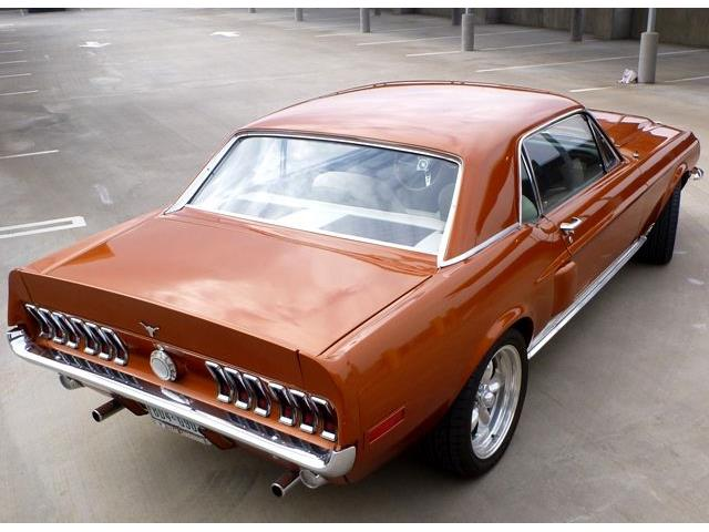 1968 Ford Mustang Shelby (CC-1022405) for sale in Arlington, Texas