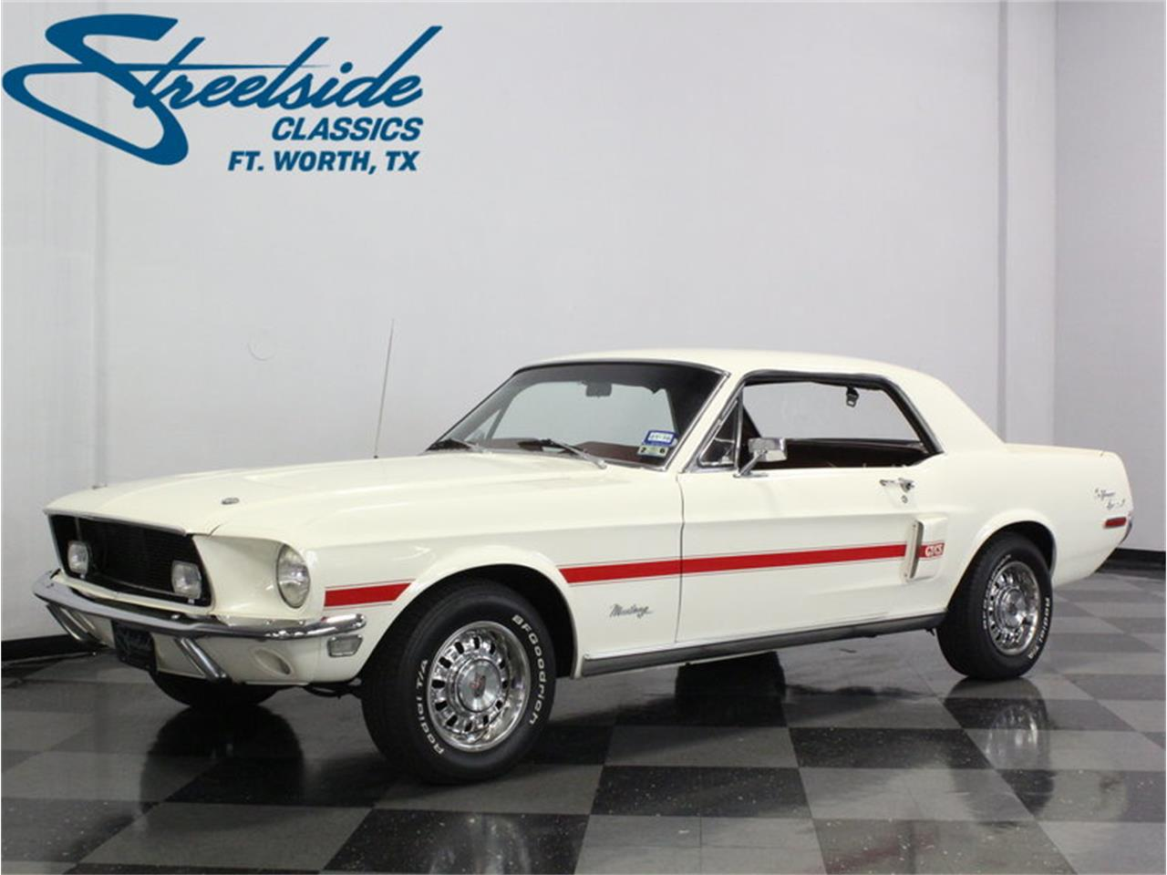 1968 Ford Mustang Gt Cs California Special For Sale