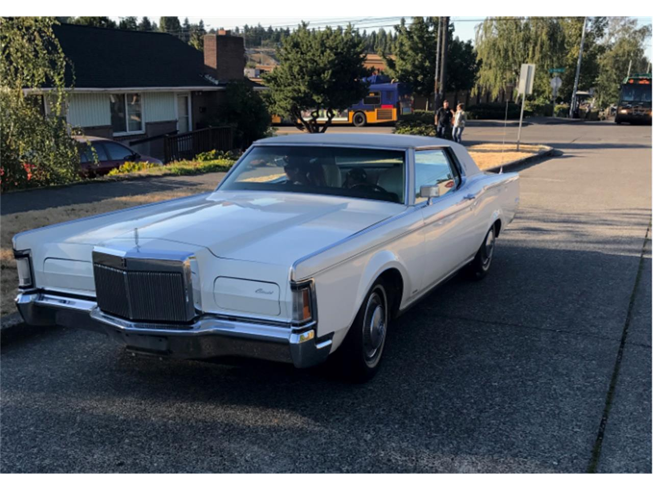 1970 Lincoln Continental Mark III (CC-1022734) for sale in Seattle, Washington