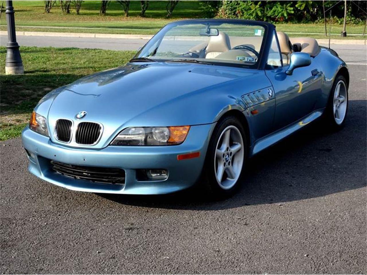 1997 Bmw Z3 For Sale Classiccars Com Cc 1022775