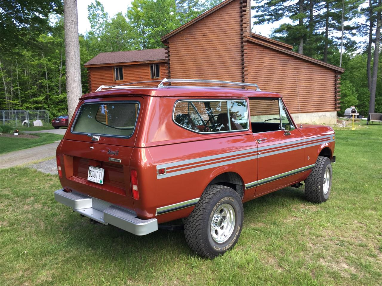 1979 International Scout (CC-1022865) for sale in Hartland, Maine