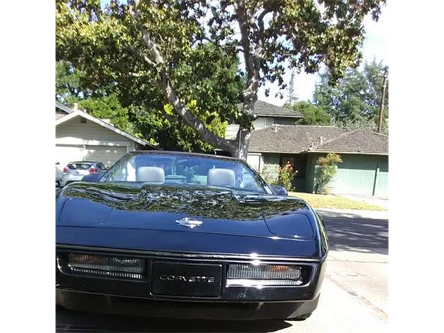 1990 Chevrolet Corvette (CC-1022980) for sale in San Luis Obispo, California
