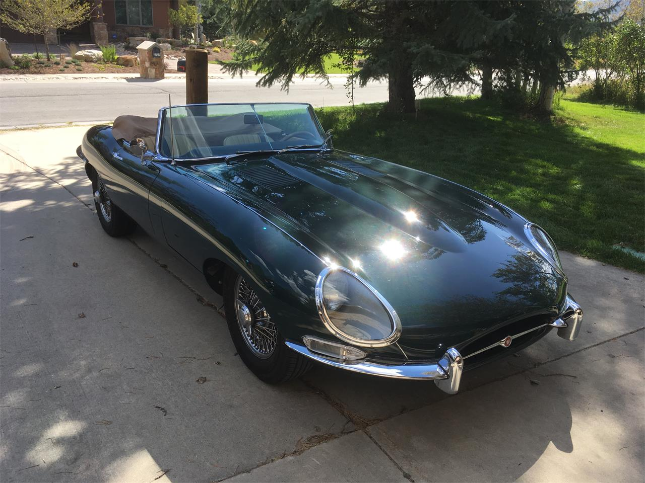 1967 Jaguar XKE (CC-1023077) for sale in Salt Lake City, Utah