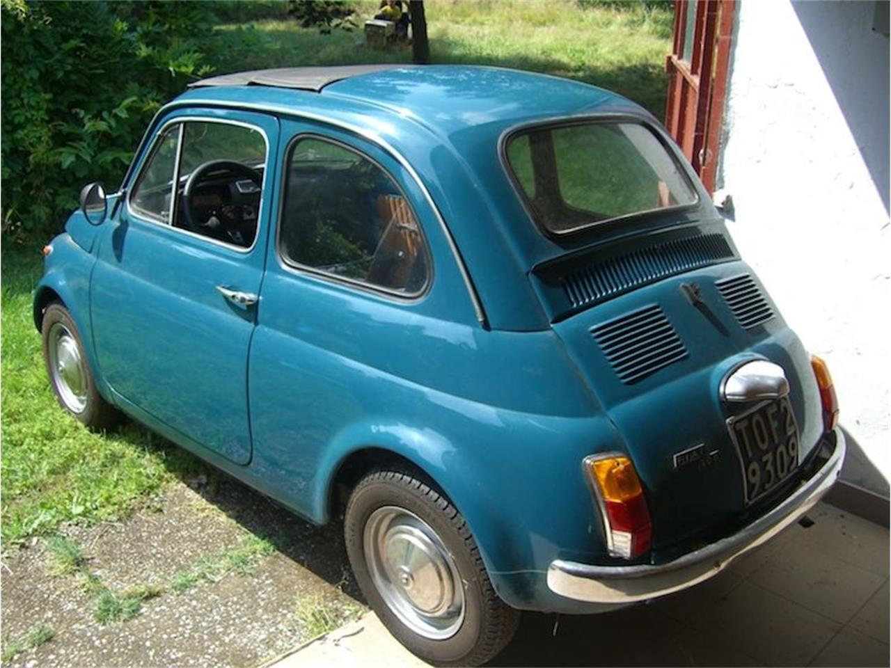 1971 Fiat 500L (CC-1023107) for sale in oceanside, New York