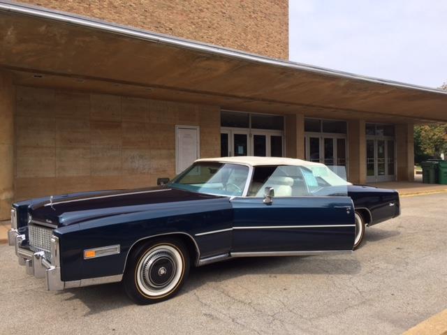 1976 Cadillac Eldorado (CC-1023140) for sale in Buffalo, New York