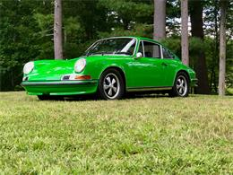 1972 Porsche 911S (CC-1023681) for sale in Marlborough, Massachusetts