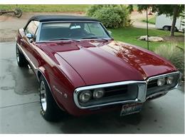 1967 Pontiac Firebird (CC-1020382) for sale in Wilder, Idaho