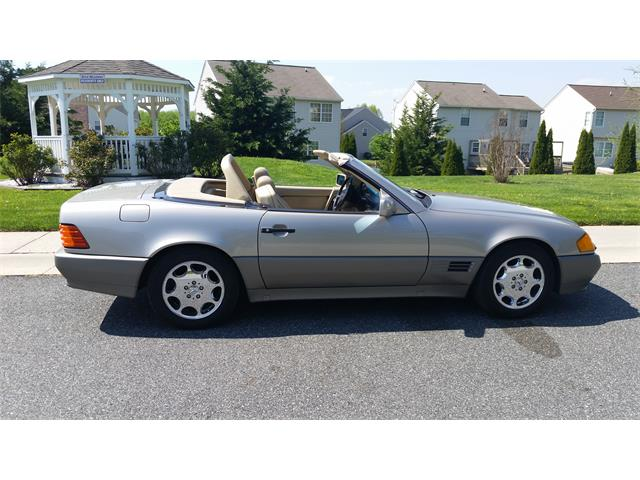 1990 Mercedes-Benz SL500 (CC-1023858) for sale in Forest Hill, Maryland
