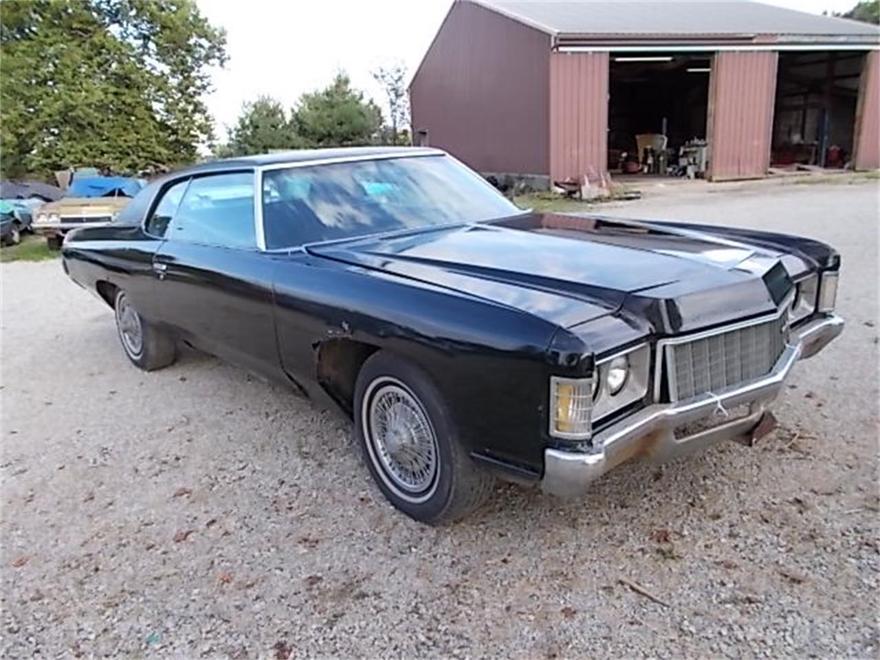 1971 Chevrolet Impala For Sale Classiccars Com Cc 1023896