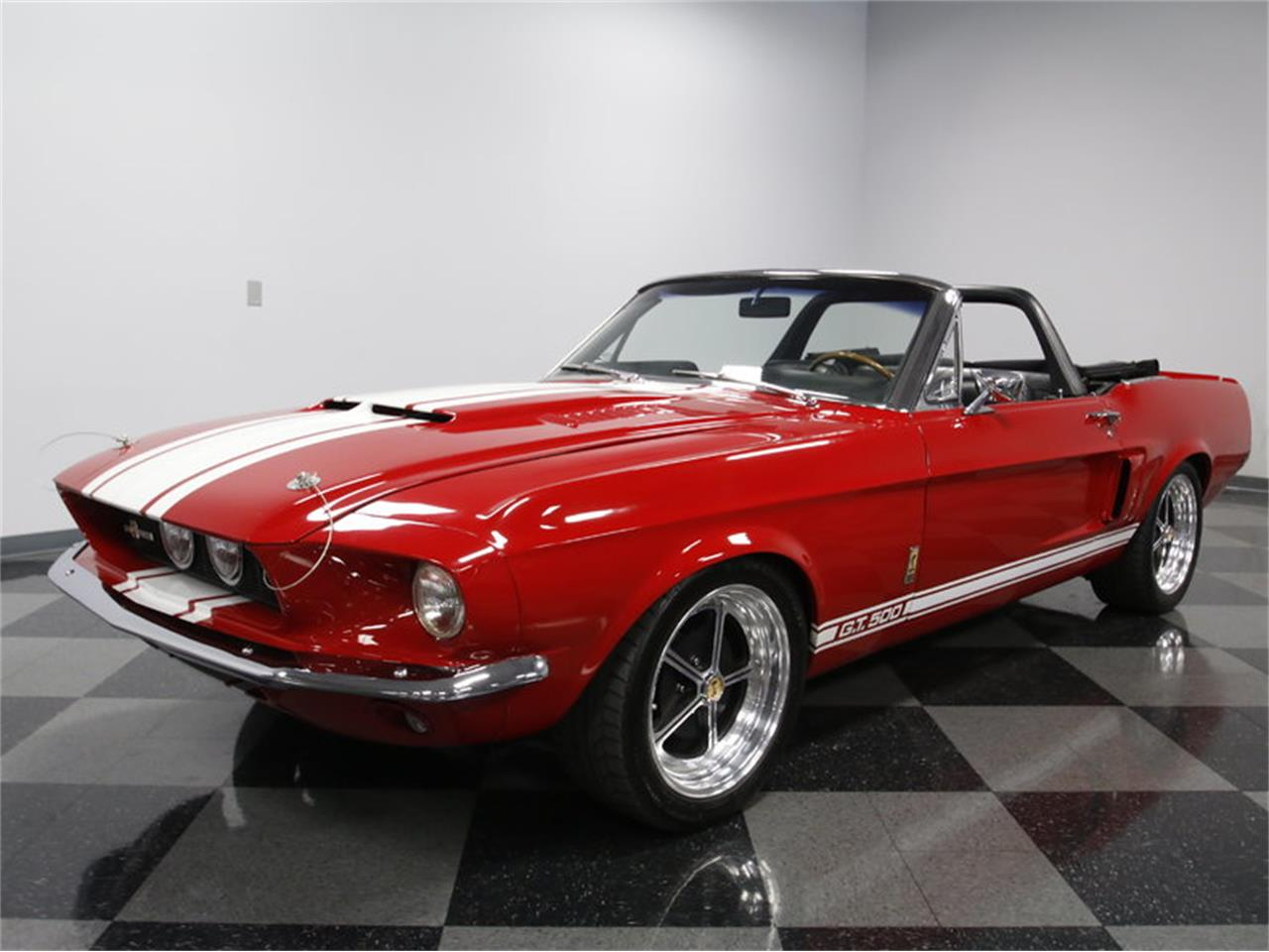 1967 Ford Mustang GT500 CLONE RESTOMOD for Sale ...