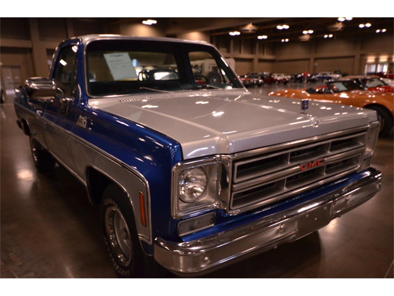 1975 Gmc Sierra For Sale Classiccars Com Cc 1024209