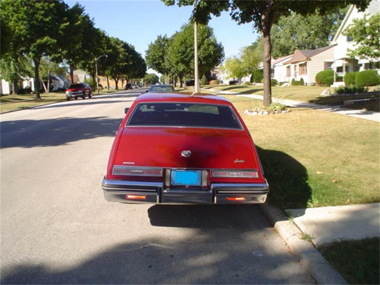 1985 Cadillac Seville (CC-1024216) for sale in Milwaukee, Wisconsin