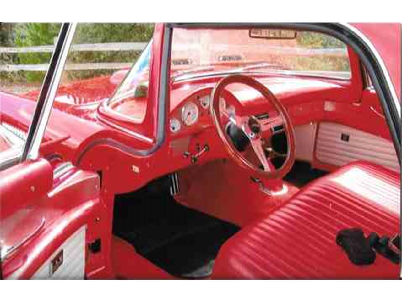 1955 Ford Thunderbird (CC-1024227) for sale in Cloverdale, California