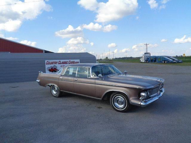 1962 Chrysler Imperial (CC-1024338) for sale in Staunton, Illinois