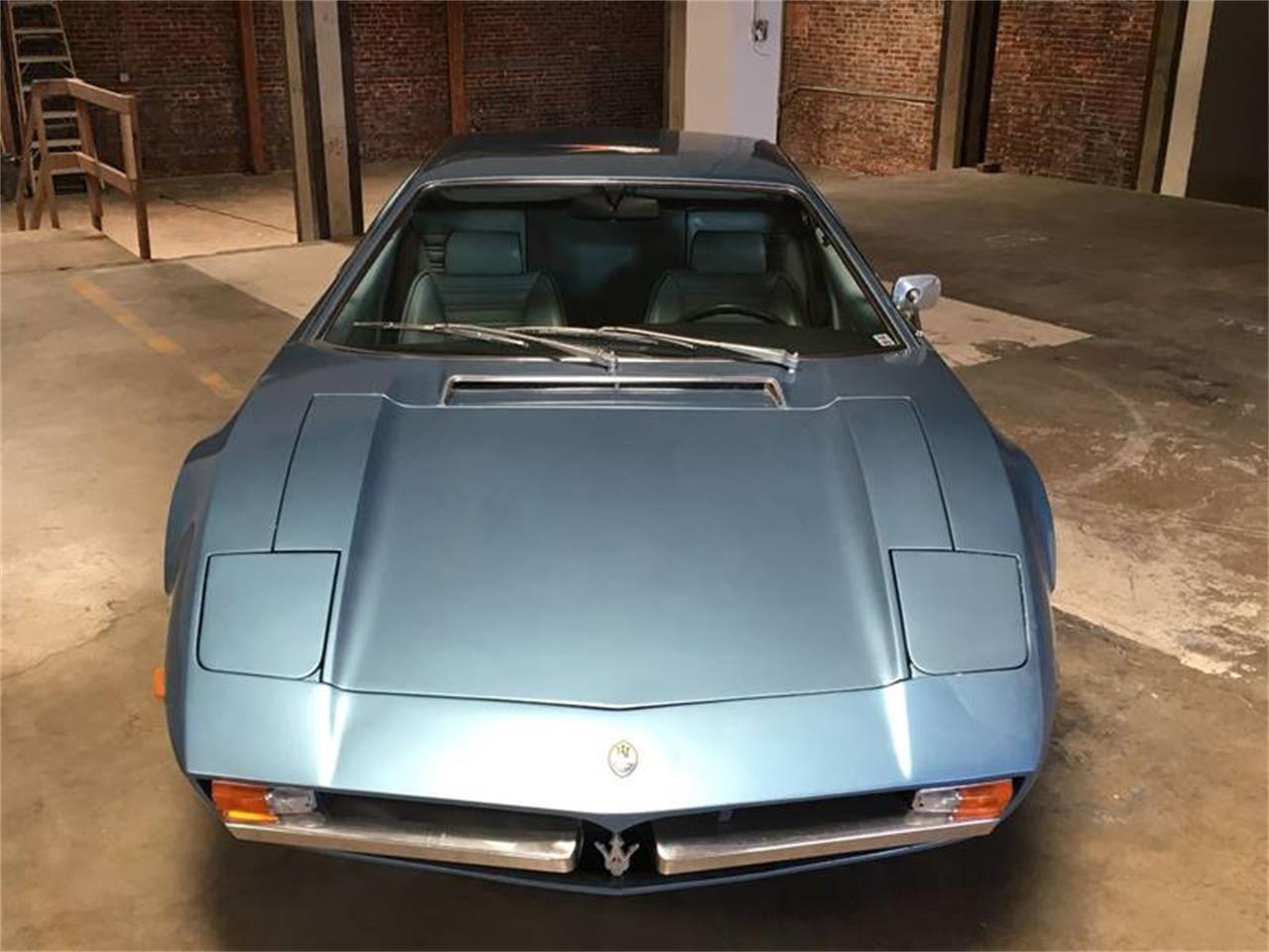 1974 Maserati Merak SS for Sale   ClassicCars.com   CC-1024570