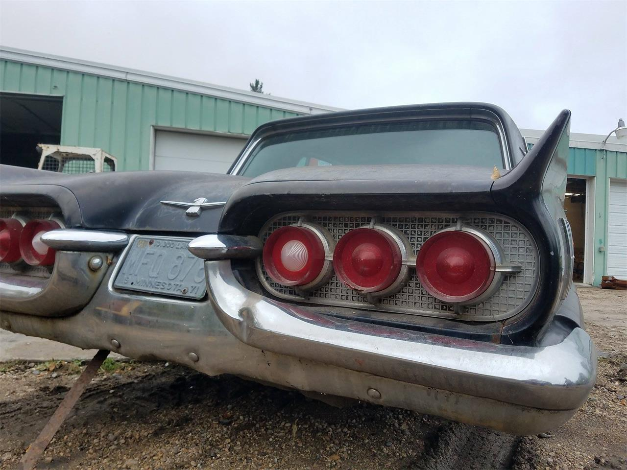 1960 Ford Thunderbird (CC-1024654) for sale in Crookston, Minnesota