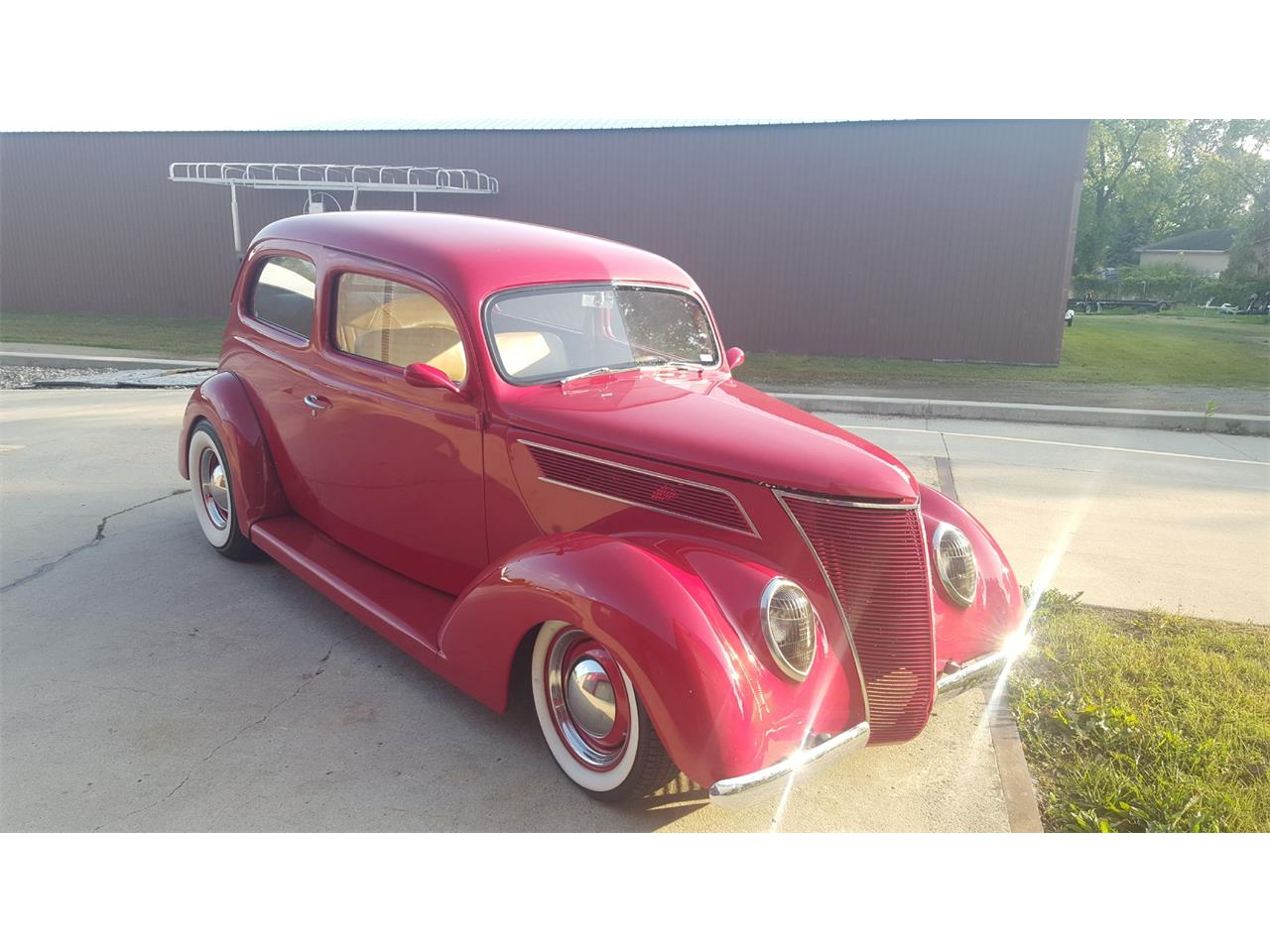 1937 Ford Humpback (CC-1024704) for sale in Annandale, Minnesota