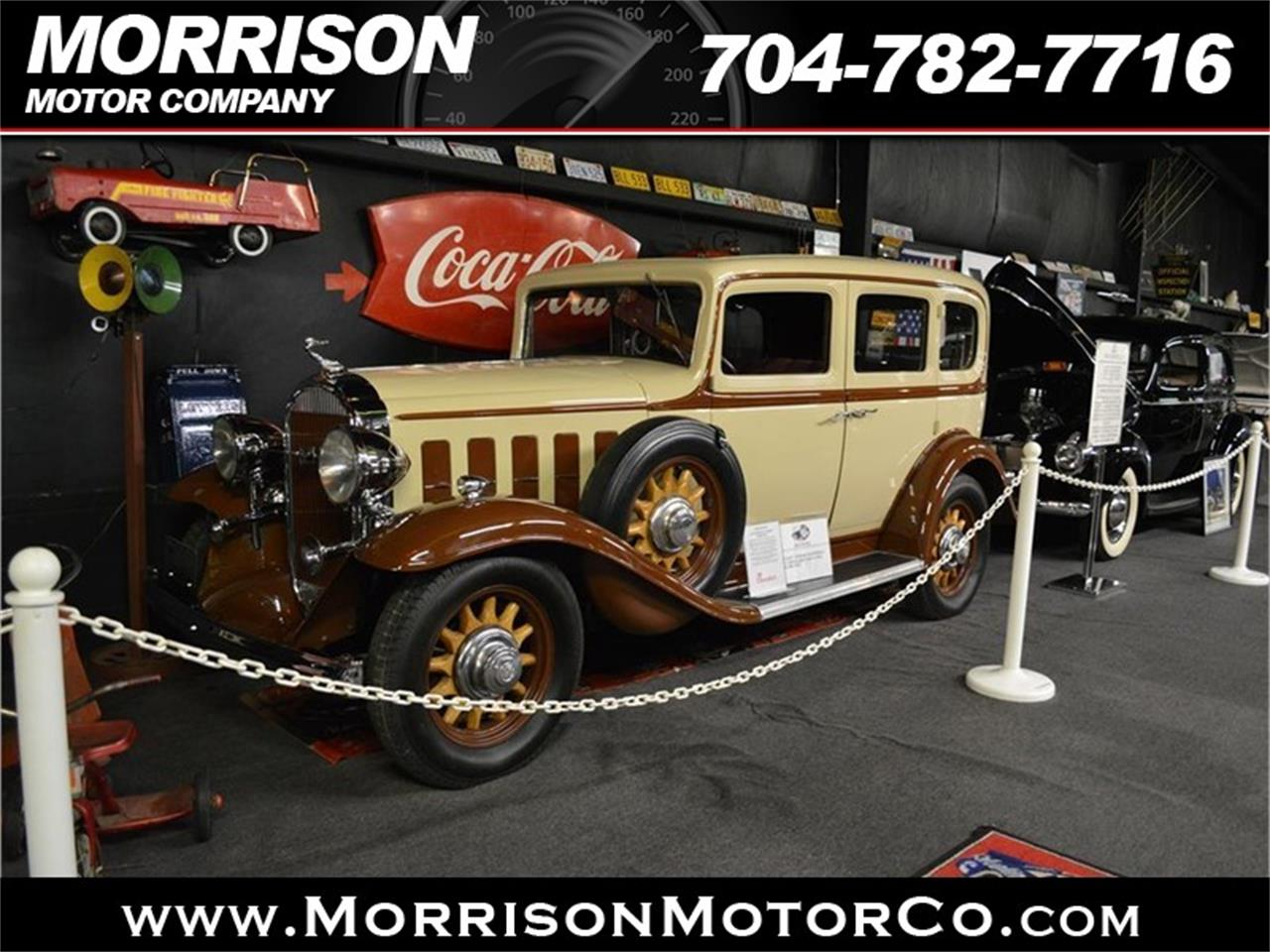 1932 Buick 4-Dr Sedan (CC-1020478) for sale in Concord, North Carolina