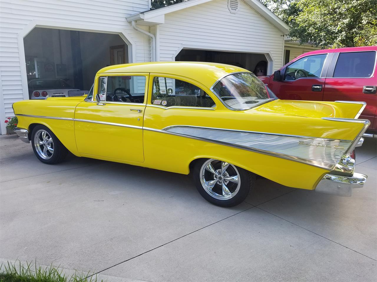 1957 Chevrolet 210 (CC-1024887) for sale in Canton, Ohio