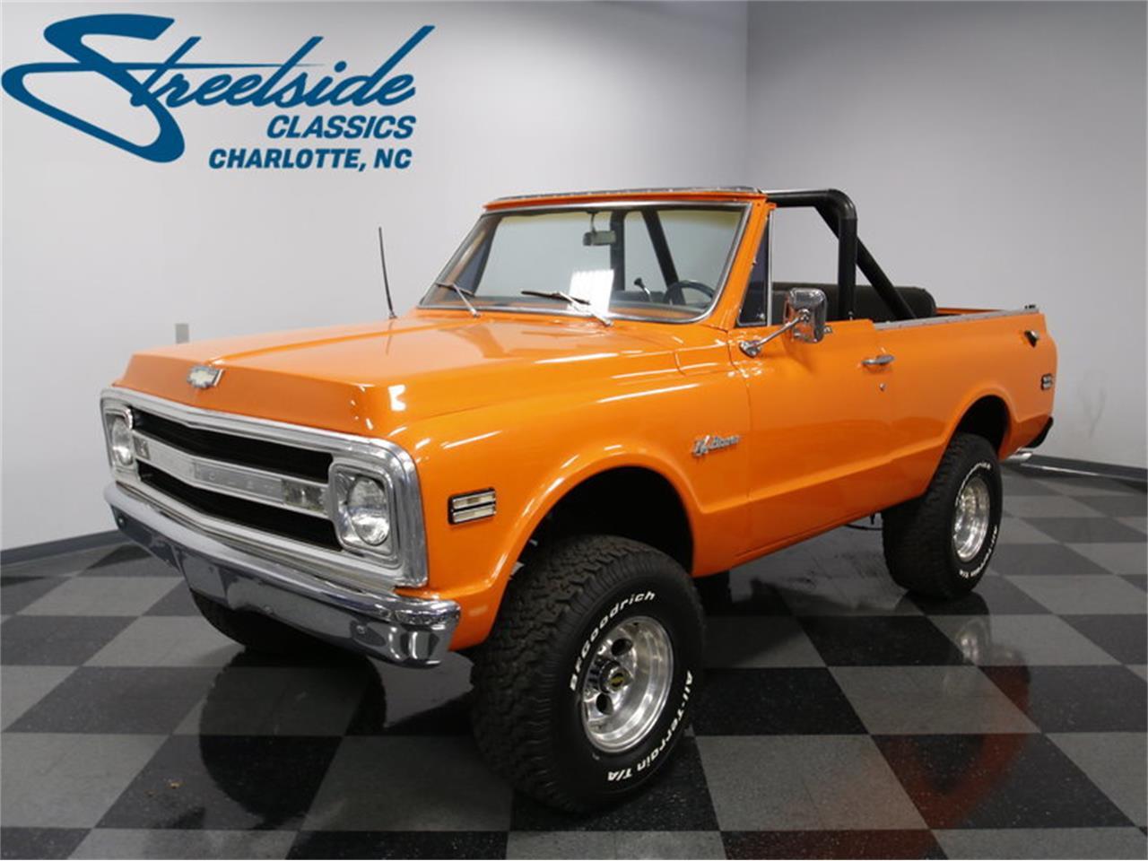 1969 Chevrolet Blazer K5 4x4 For Sale Classiccars Com Cc 1024976