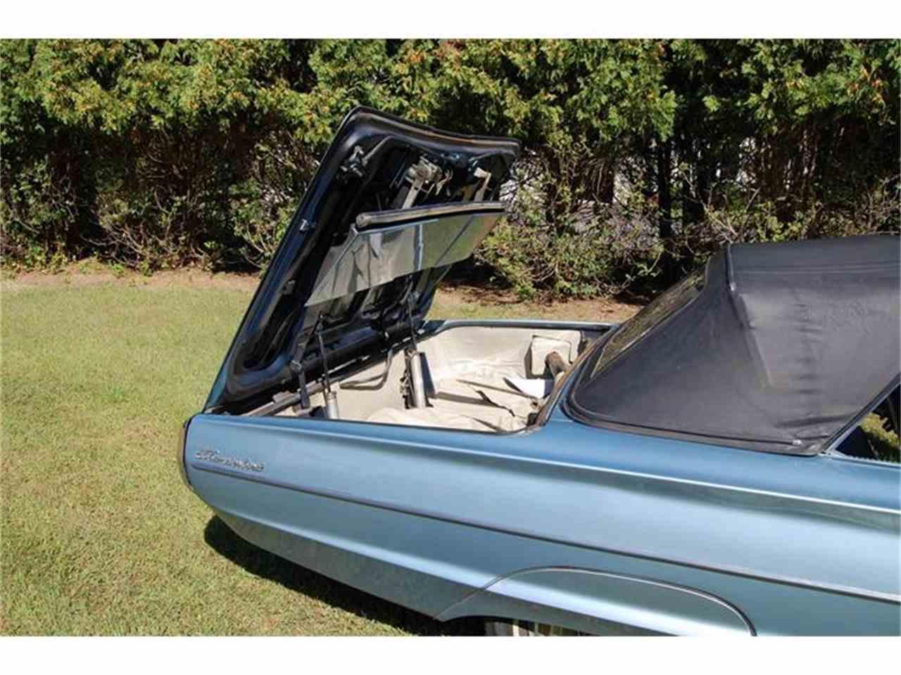 1965 Ford Thunderbird (CC-1025030) for sale in Orange, Connecticut