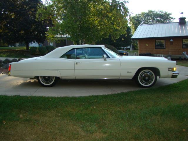 1974 Cadillac Eldorado (CC-1025035) for sale in Richmond, Illinois