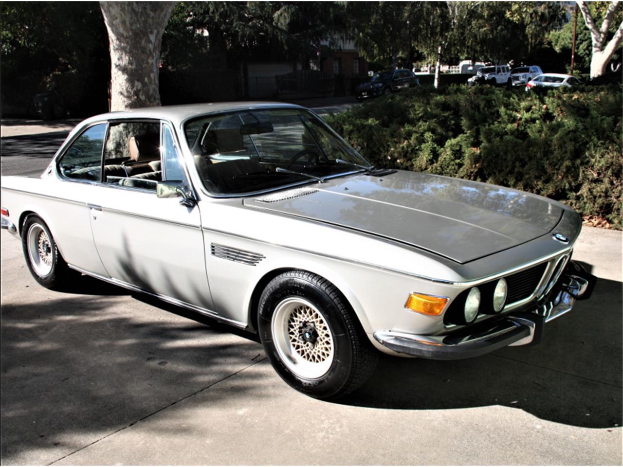 Bmw 3 0 Cs For Sale >> 1972 Bmw 3 0cs For Sale Classiccars Com Cc 1025053