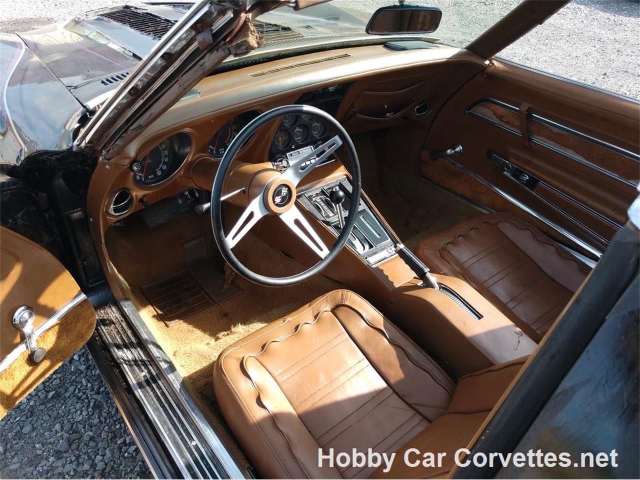 1972 Chevrolet Corvette (CC-1025060) for sale in Martinsburg, Pennsylvania
