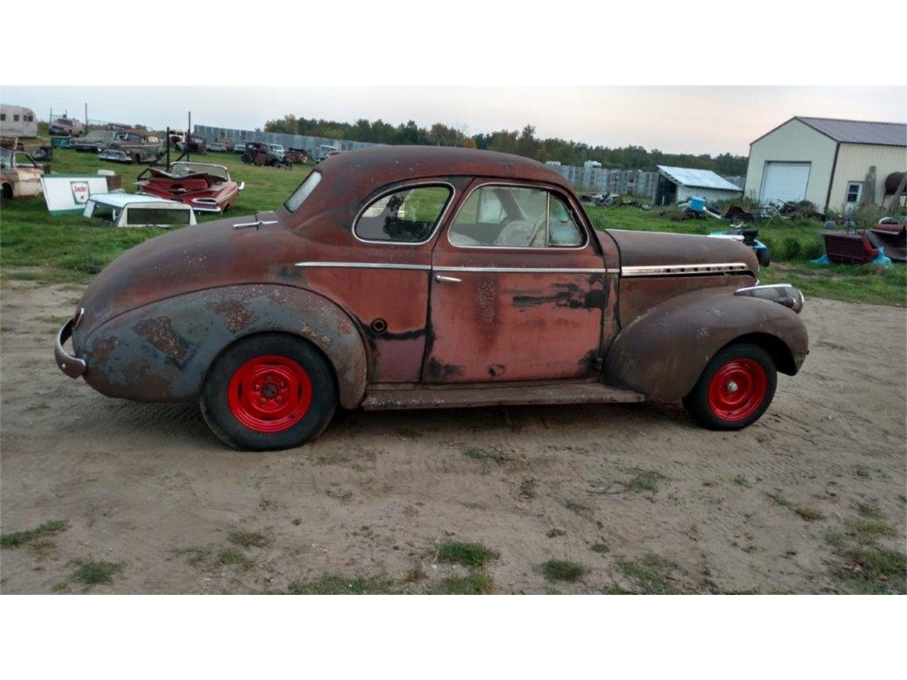 1940 Chevrolet Coupe (CC-1025107) for sale in Parkers Prairie, Minnesota