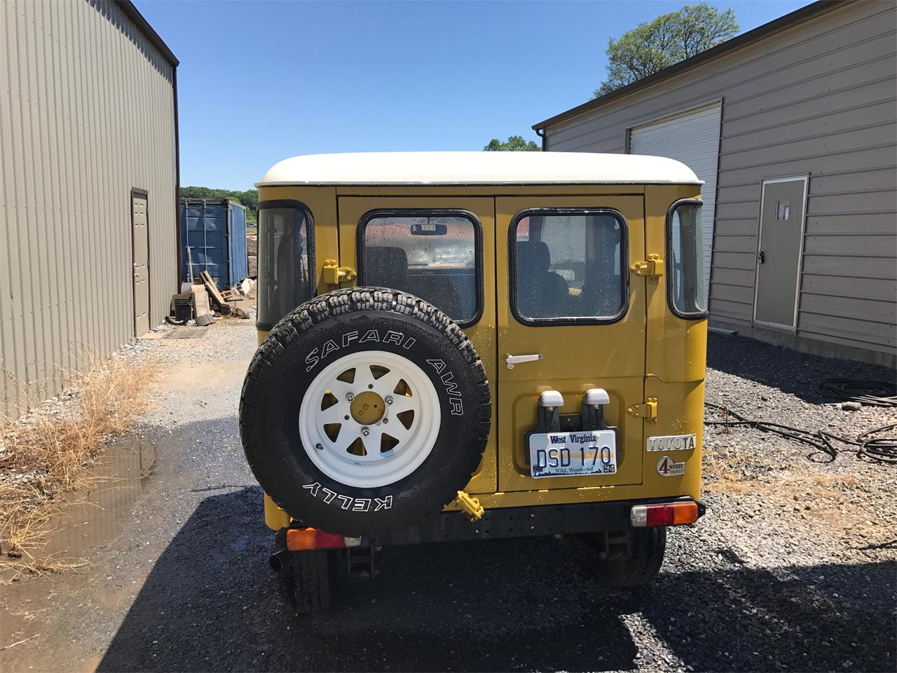 1978 Toyota FJ-40 (CC-1025222) for sale in Martinsburg, West Virginia