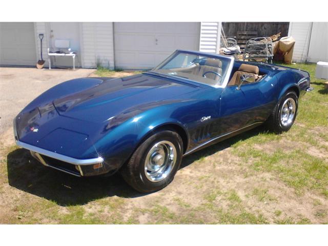 1969 Chevrolet Corvette (CC-1025311) for sale in Warwick, Rhode Island