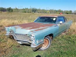 1968 Cadillac Coupe DeVille (CC-1025457) for sale in Crookston, Minnesota