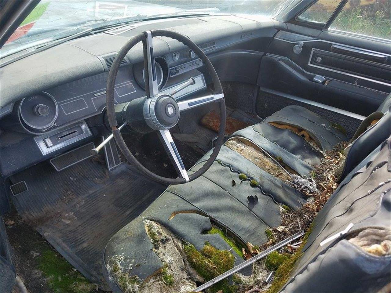 1966 Cadillac DeVille (CC-1025459) for sale in Crookston, Minnesota