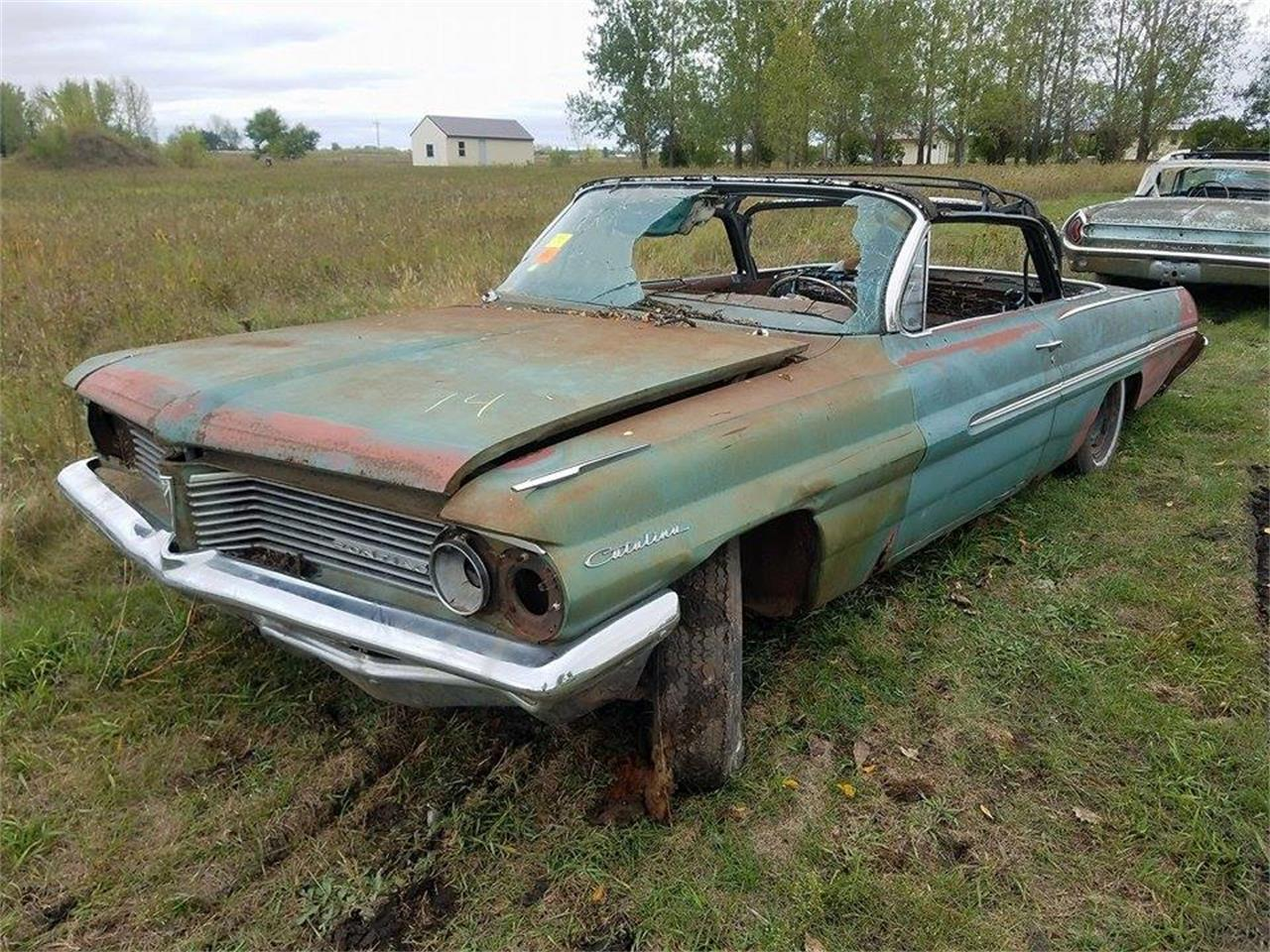 1962 Pontiac Catalina (CC-1025465) for sale in Crookston, Minnesota
