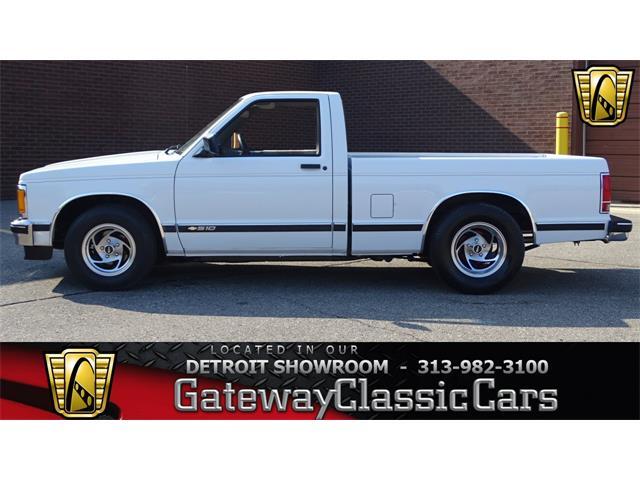 1992 Chevrolet S10 For Sale Classiccars Com Cc 1025684