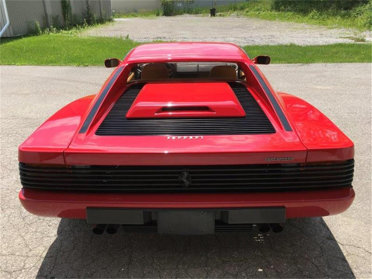 1991 Ferrari Testarossa (CC-1020577) for sale in Dundas, Ontario