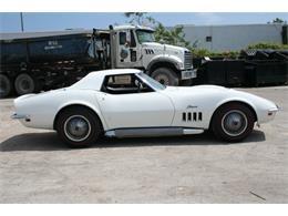 1969 Chevrolet Corvette (CC-1025926) for sale in WEST PALM BEACH, Florida