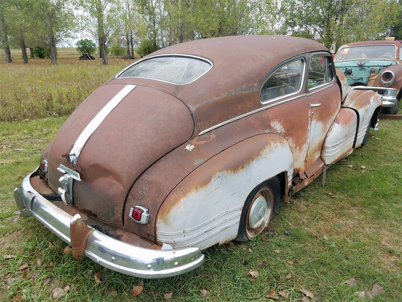 1948 Pontiac Torpedo (CC-1025941) for sale in Crookston, Minnesota