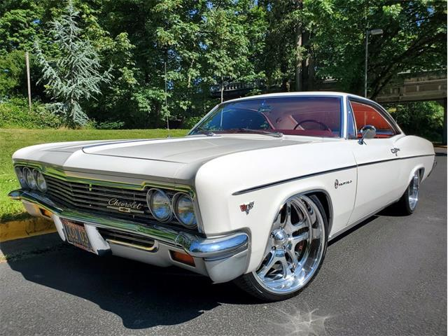 1966 Chevrolet Impala (CC-1025982) for sale in Eugene, Oregon