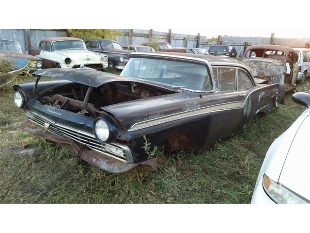 1957 Ford Fairlane (CC-1026004) for sale in Crookston, Minnesota