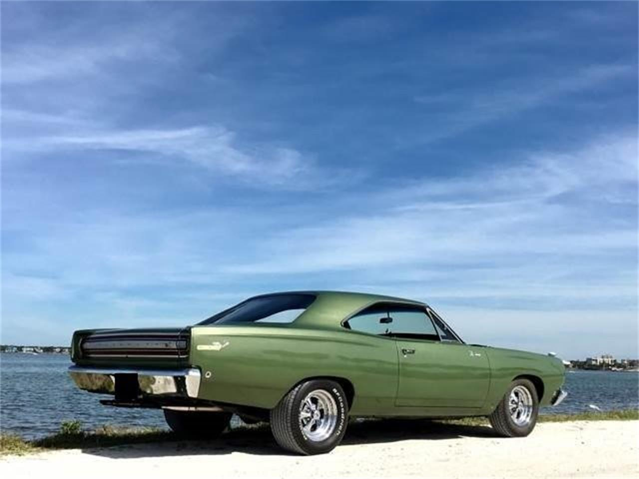 1968 roadrunner wiring diagram also fuel gauge 1968 plymouth road runner for sale classiccars com cc 1026433  1968 plymouth road runner for sale
