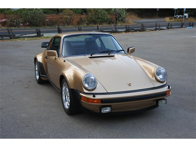 1979 Porsche 930 Turbo (CC-1020645) for sale in Boulder Creek, California