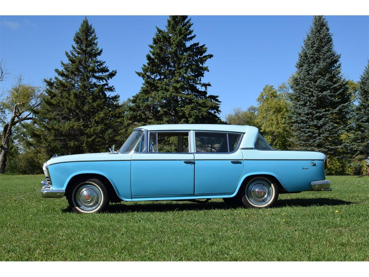 1957 Nash Rambler (CC-1026469) for sale in Watertown, Minnesota