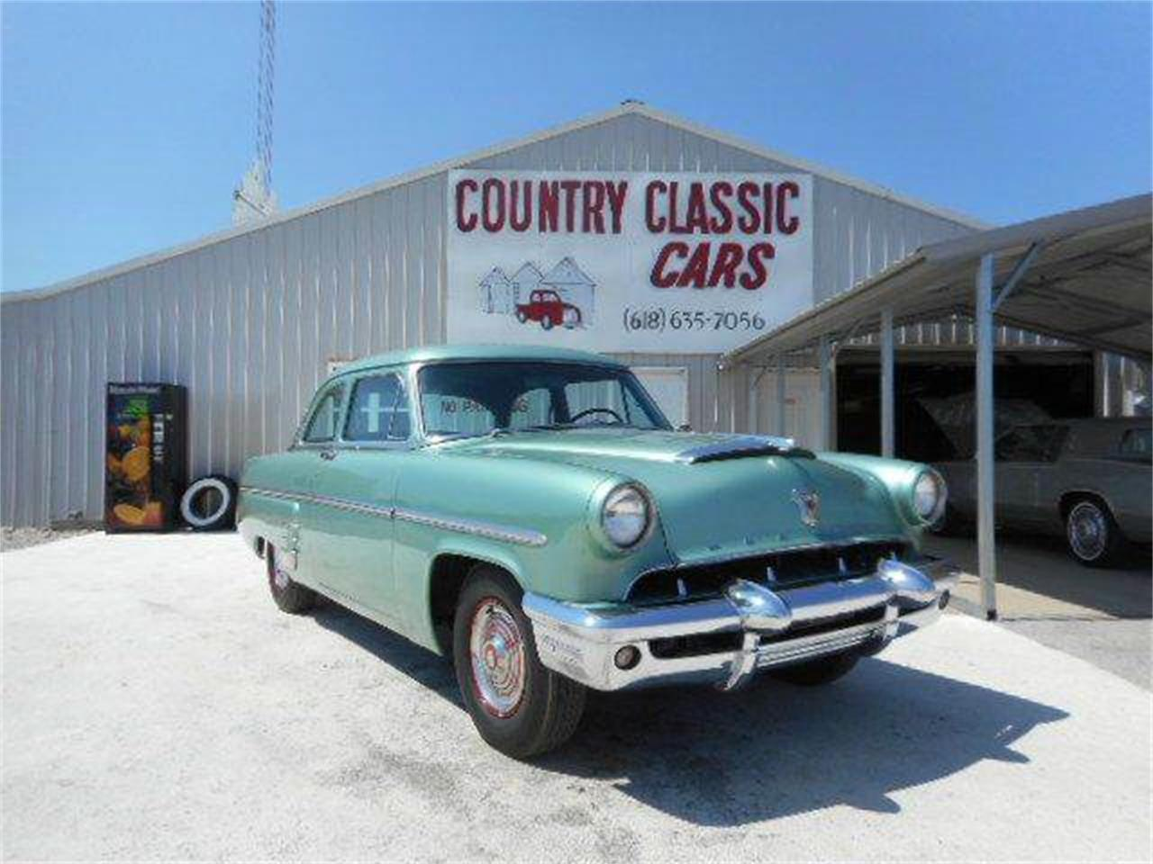1953 Mercury Custom (CC-1026582) for sale in Staunton, Illinois