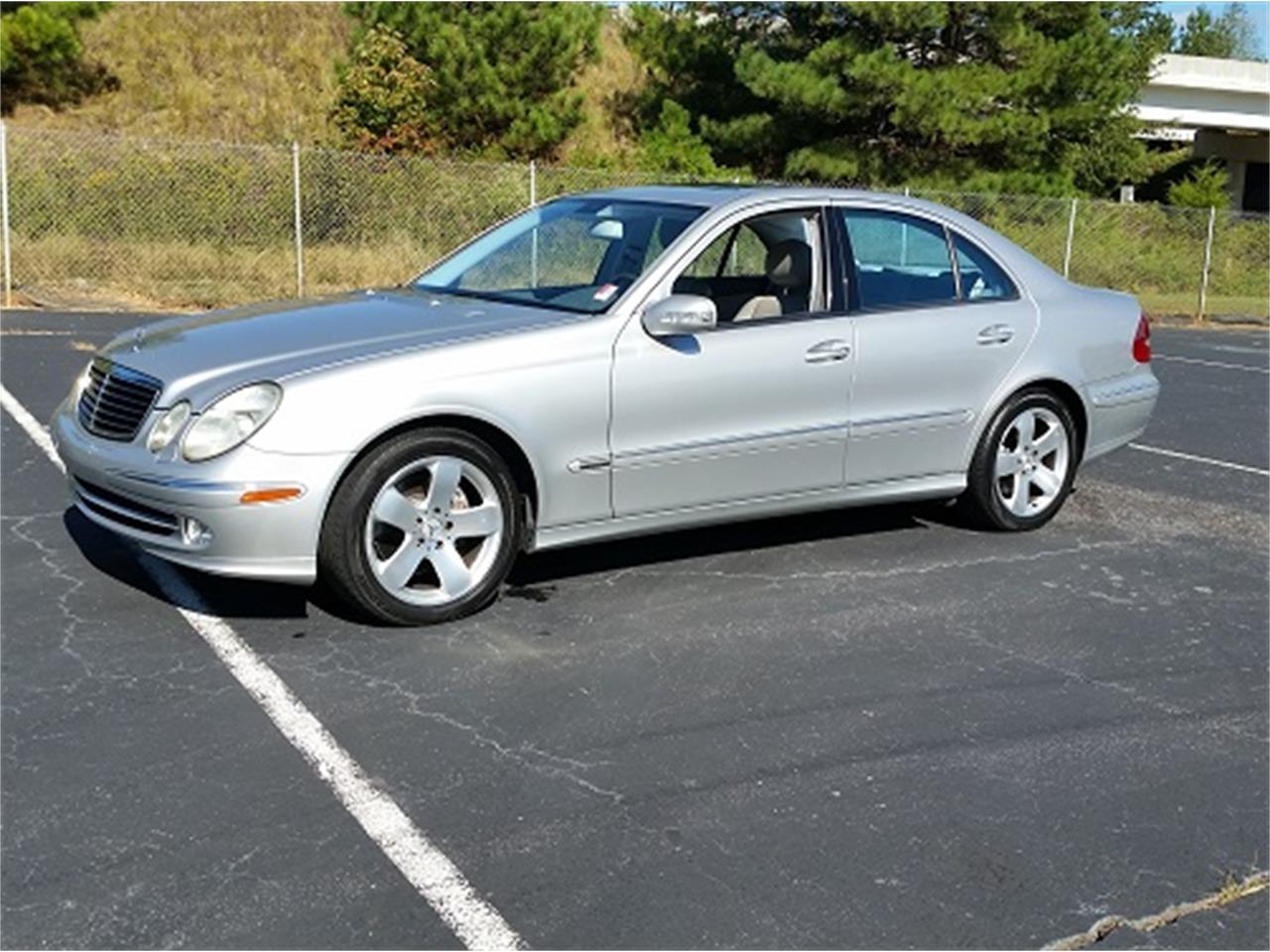 2003 Mercedes-Benz E500 (CC-1026732) for sale in Simpsonville, South Carolina