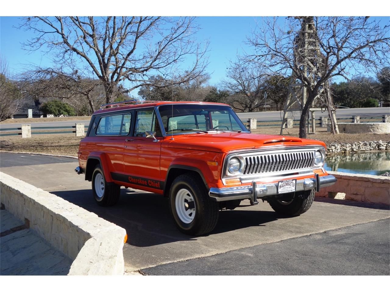 1978 Jeep Cherokee Chief (CC-1020674) for sale in Kerrville, Texas