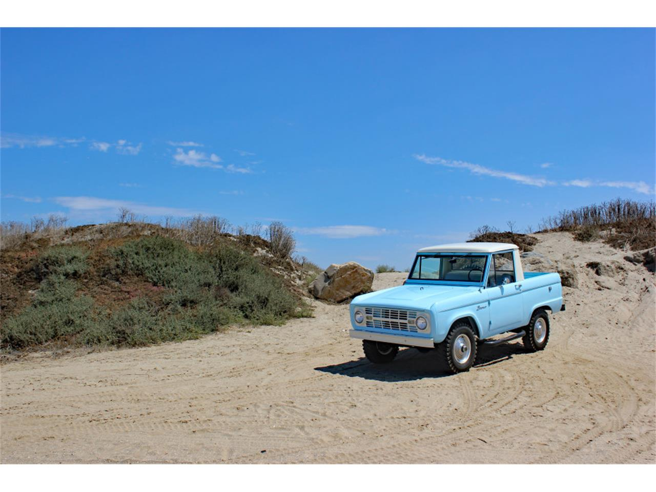 1966 Ford Bronco (CC-1020675) for sale in san diego , California