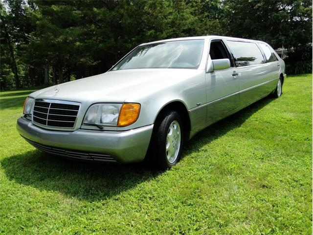 1993 Mercedes-Benz 500SEL (CC-1026753) for sale in Beverly, Massachusetts