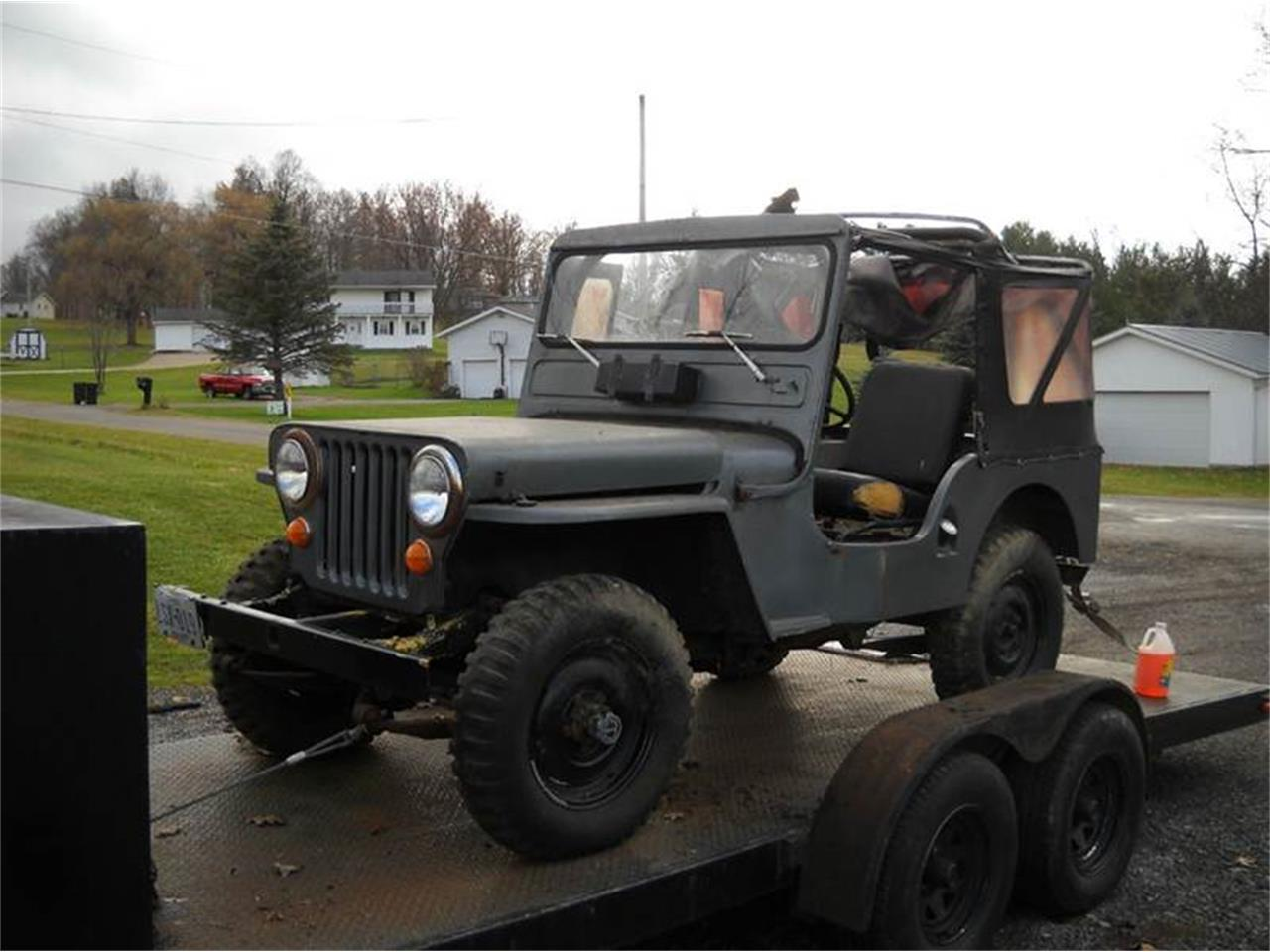 1947 Jeep Willys (CC-1026846) for sale in Ashland, Ohio
